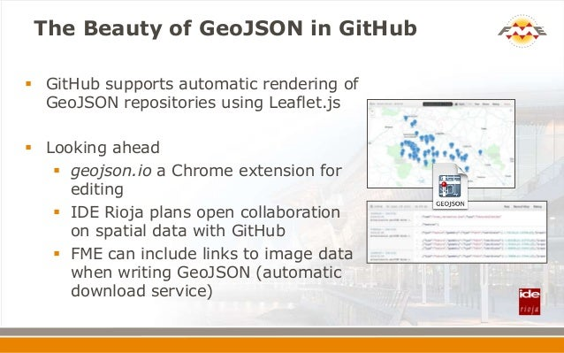FME-Based Tool for Automatic Updating of Geographical Git Repositorie…