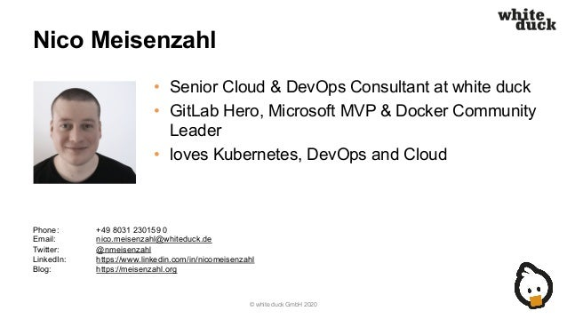 Virtual GitLab Meetup: How Containerized Pipelines and Kubernetes Can Boost Your CI/CD Slide 2