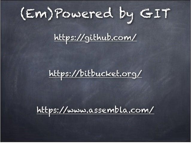 Git remote list