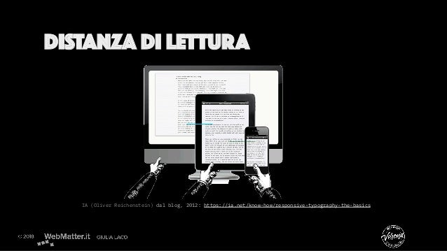 DISTANZA DI LETTURA IA (Oliver Reichenstein) dal blog, 2012: https://ia.net/know-how/responsive-typography-the-basics