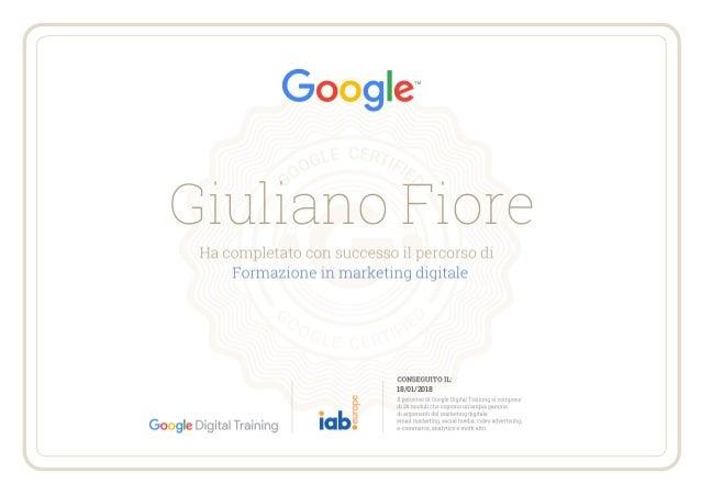Giuliano Fiore 18/01/2018