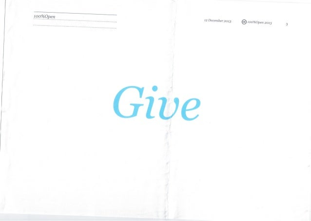 Give/Get Union Suisse Christmas 2013