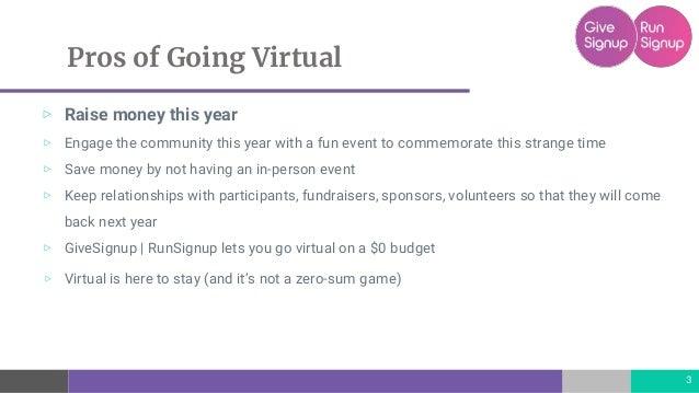 GiveSignup Virtual Case Studies Slide 3