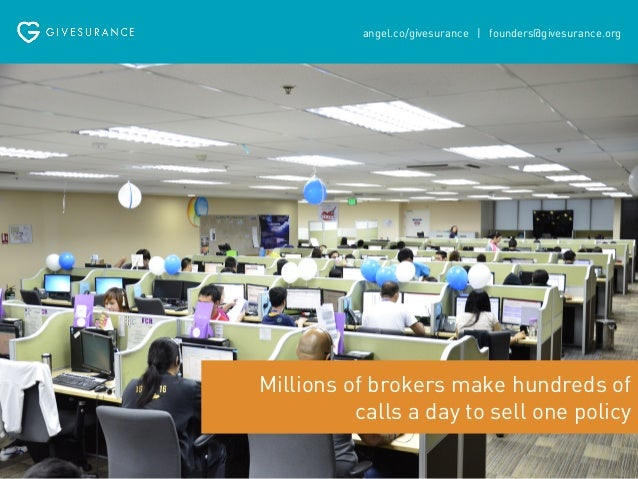 Givesurance Slide 3