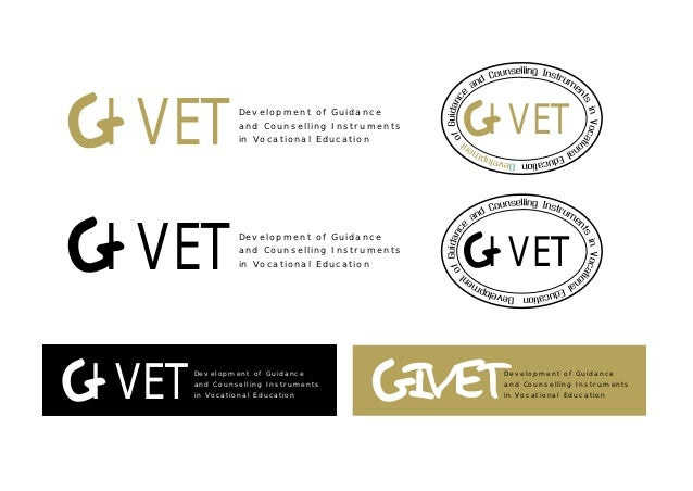 IEVT         Development of Guidance           and Counselling Instruments           in Vocational Education              ...