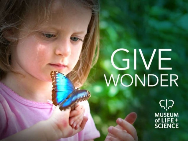 Your gift brings learning to life Your contribution can take wing as a newly-emerged butterfly, light up a child's face do...