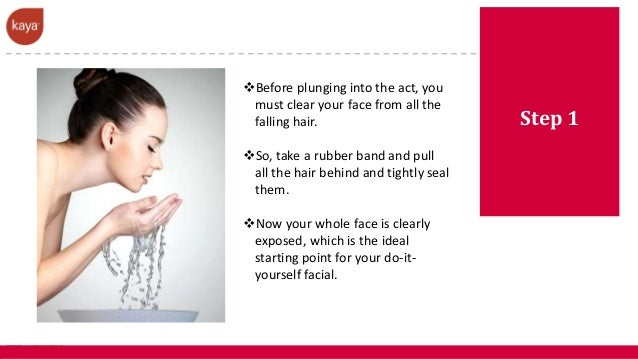 Give yourself a facial with these simple tips introduction 3 solutioingenieria Image collections