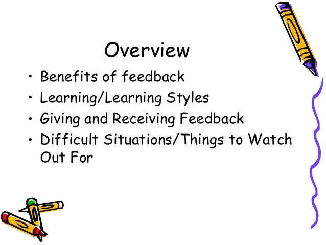 Learn to Give & Receive Feedback – Hack Consulting