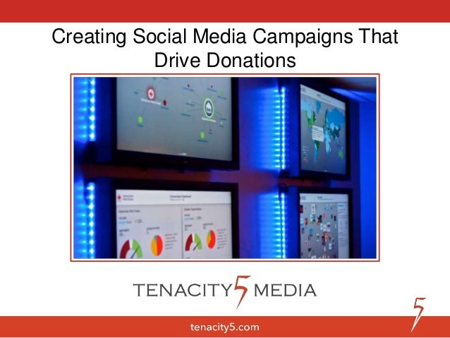 Creating Social Media Campaigns That Drive Donations