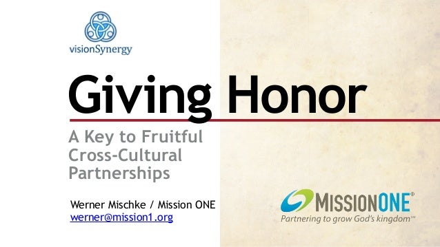 A Key to Fruitful 