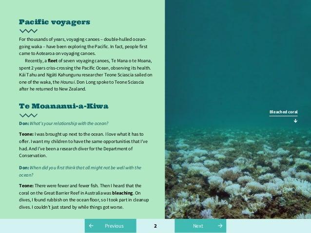 Giving the ocean a voice Slide 2
