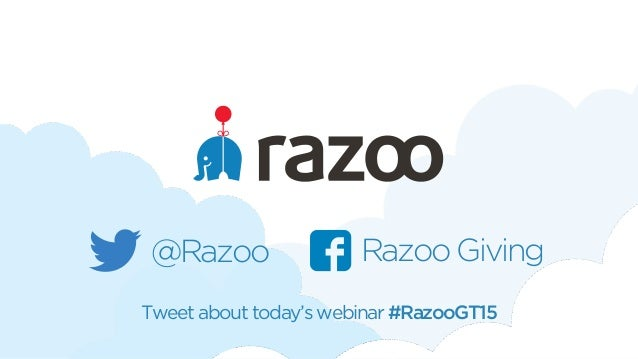 Razoo giving tuesday prizes for students