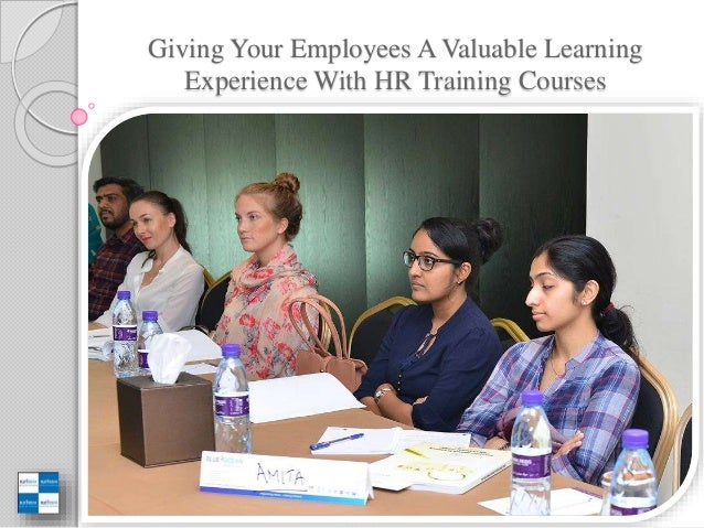 hr training class We offer a 2-hour online training course that covers an introduction to behavioral interviewing our behavioral interview training course has been approved for 2.