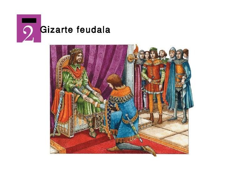 GAIA Gizarte feudala