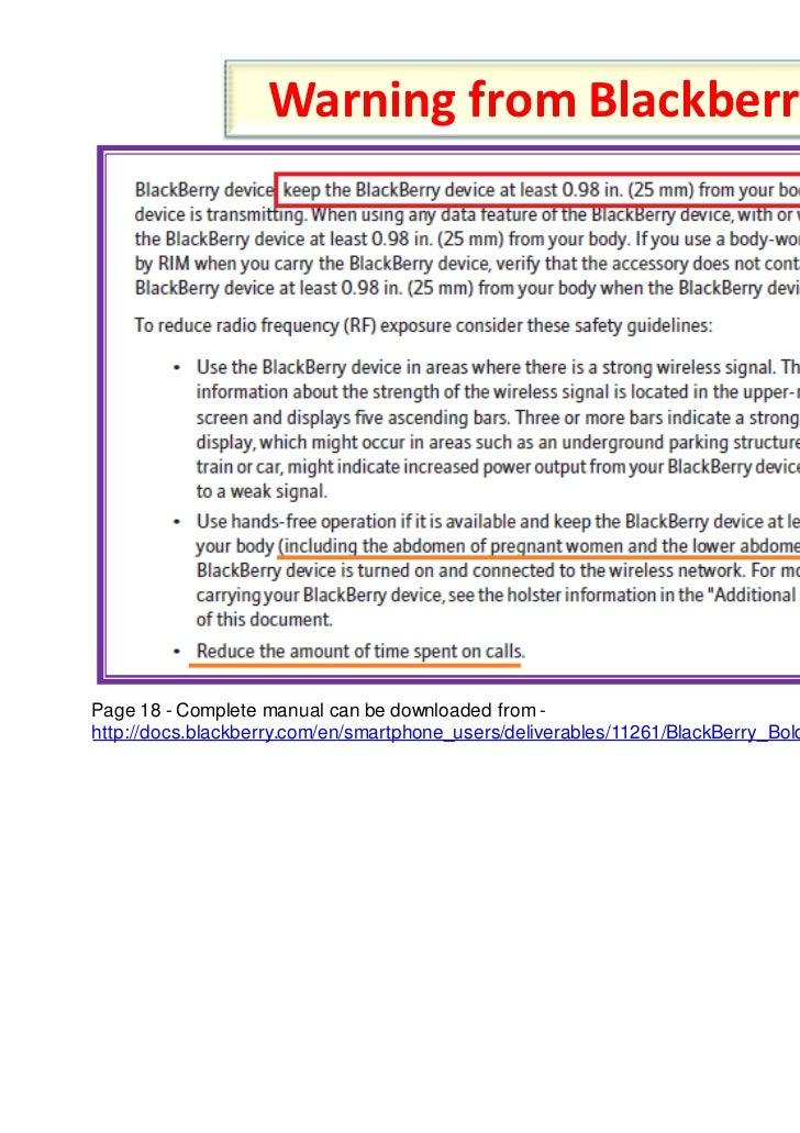 blackberry bold 9700 manual pdf