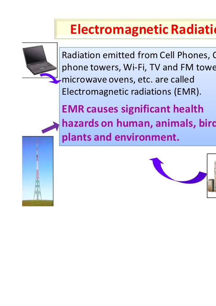 Effect of mobile towers in birds