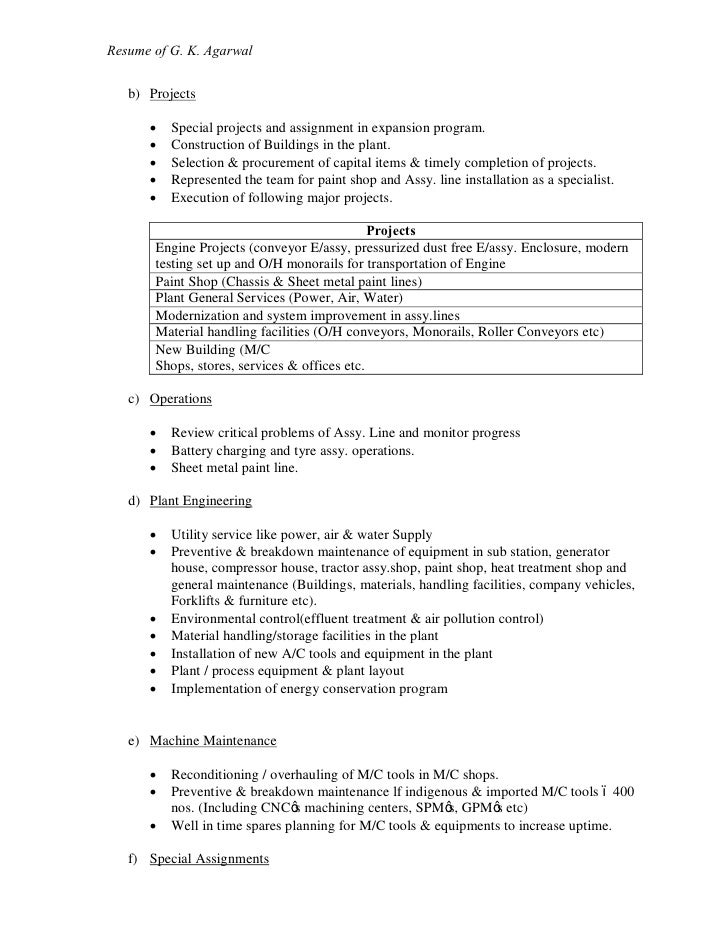resume c projects for resume - C Projects For Resume
