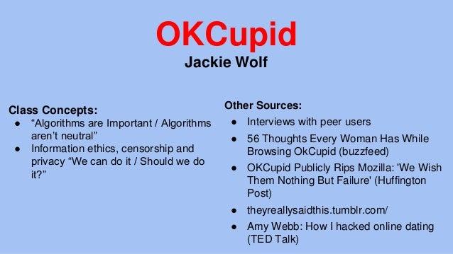 ted talk online dating hack datiranje dobnih zakona u Kanadi