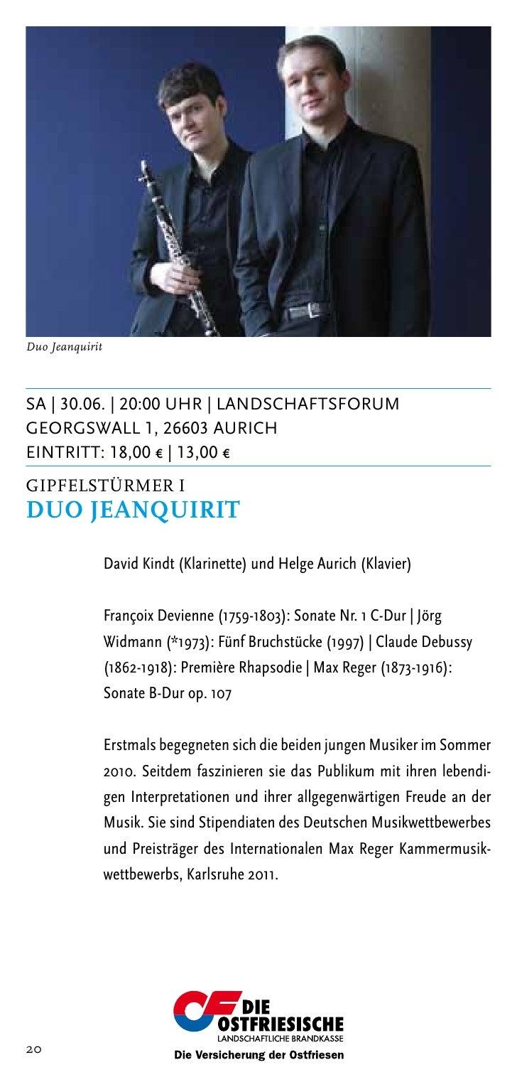 Sharon Kam | Foto: Maike HelbigSO | 01.07. | 17:00 Uhr | Kirche ReepsholtKarkweg, 26446 Friedeburg-ReepsholtEintritt: 25,0...