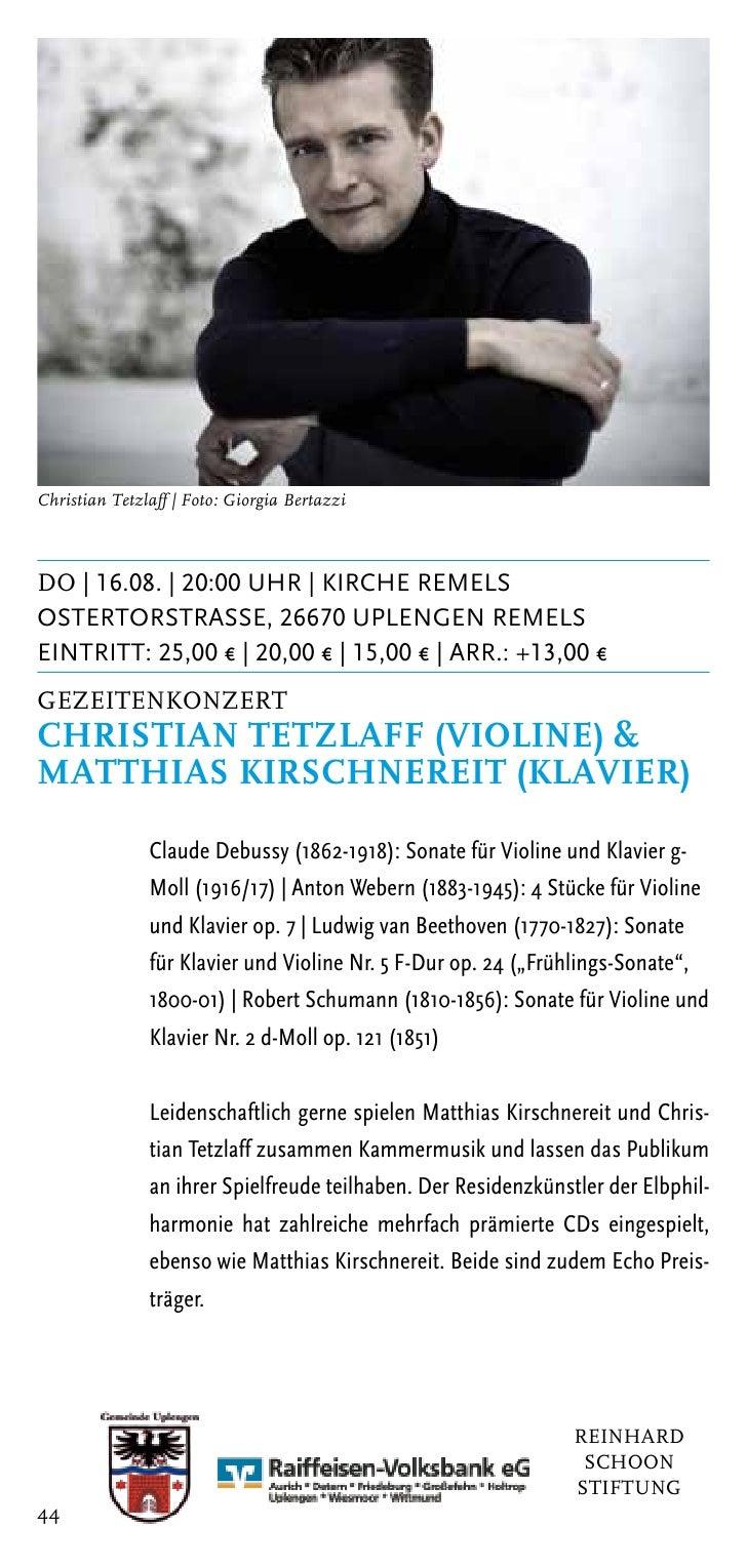 Szymanowski Quartett | Foto: Marco BorggreveMo | 27.08. | 20:00 Uhr | GroSSe Kirche LeerReformierter Kirchgang 17, 26789 L...