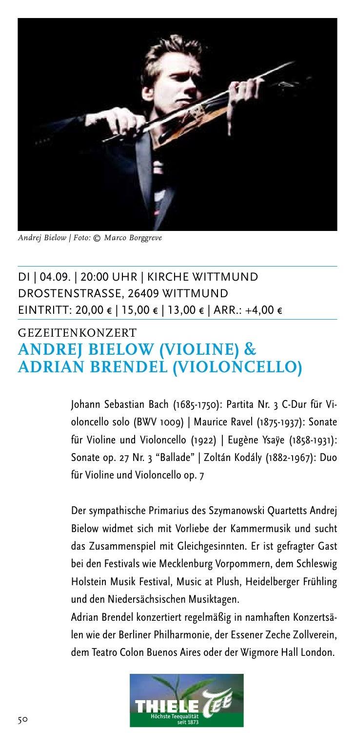 Philharmonisches Orchester Heidelberg | Foto: Philipp OttendoerferFr | 07.09. | 20:00 Uhr | Johannes A Lasco BibliothekKir...