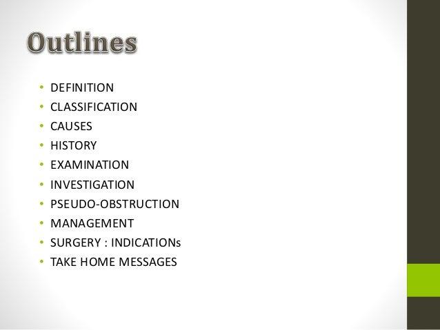 intestinal obstruction Slide 2