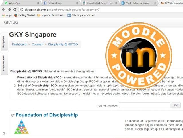 GKYSG Discipleship Group