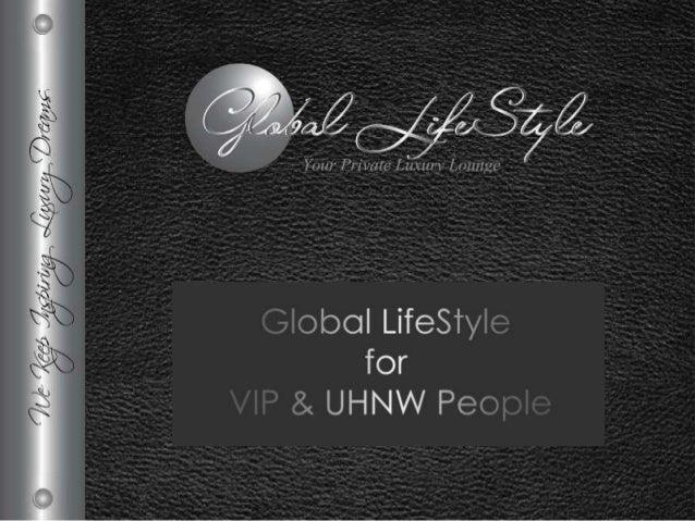 Global LifeStyle Ltd.       Francesco De BiasePresident & Managing Director