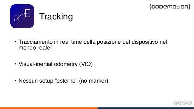 Scene understanding • Plane detection • Light estimation • Hit-testing