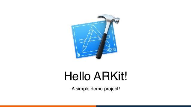 ARSession Framework basato su sessione, che gira a 60 frames al secondo! La sessione può essere lanciata, messa in pausa, ...