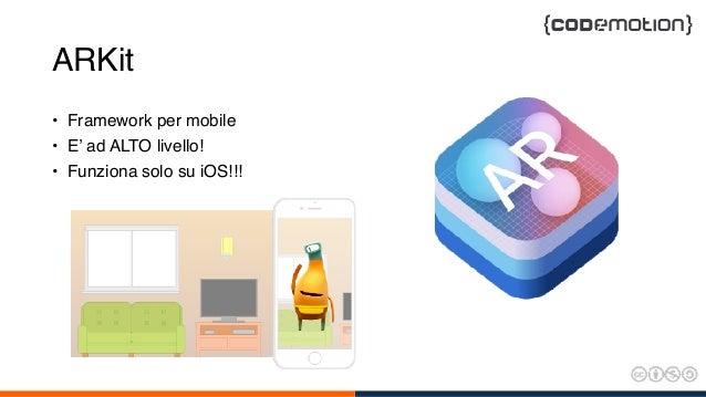 Requisiti ARKit • iPhone SE • iPhone 6s • iPhone 6s Plus • iPhone 7 • iPhone 7 Plus • iPhone 8 • iPhone 8 Plus • iPhone X ...