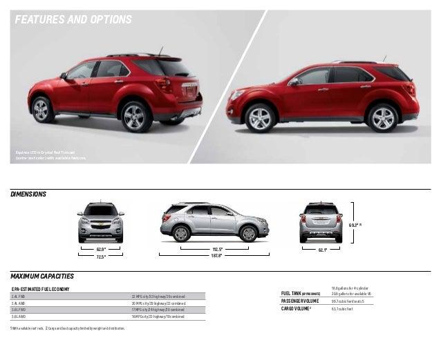 2014 Chevrolet Equinox Brochure