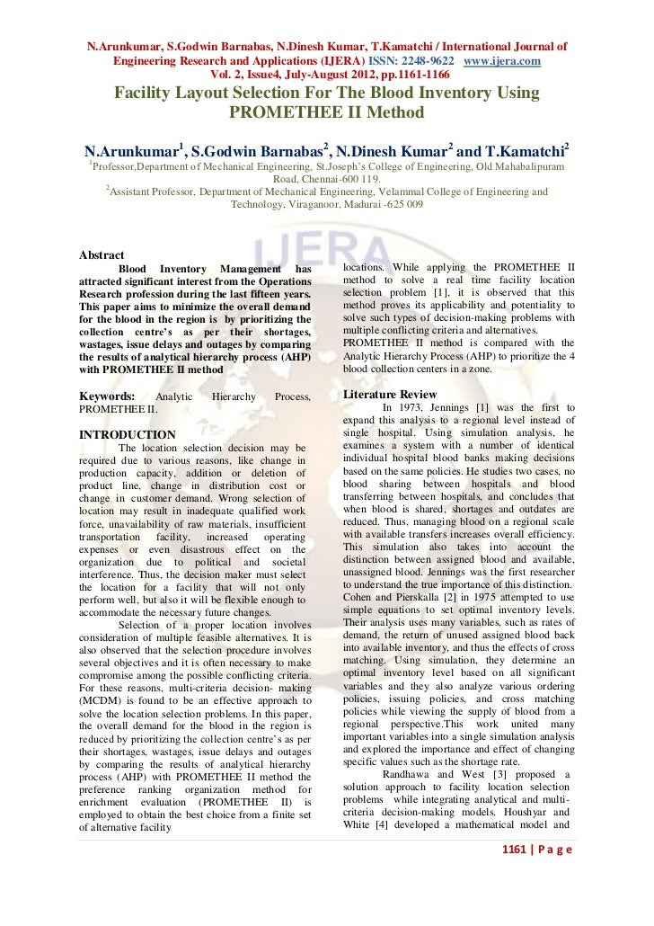 N.Arunkumar, S.Godwin Barnabas, N.Dinesh Kumar, T.Kamatchi / International Journal of     Engineering Research and Applica...