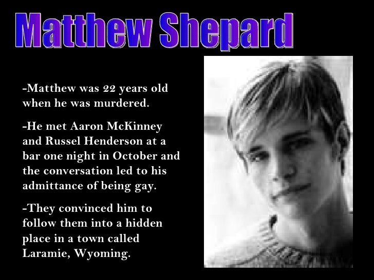 Image result for matthew shepard