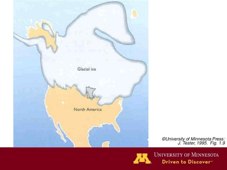 ©University of Minnesota Press:       J. Tester, 1995. Fig. 1.9