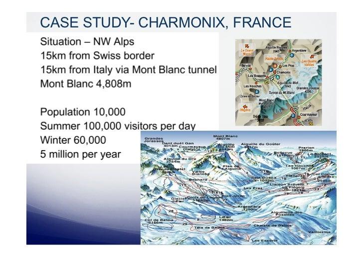 chamonix case study gcse geography