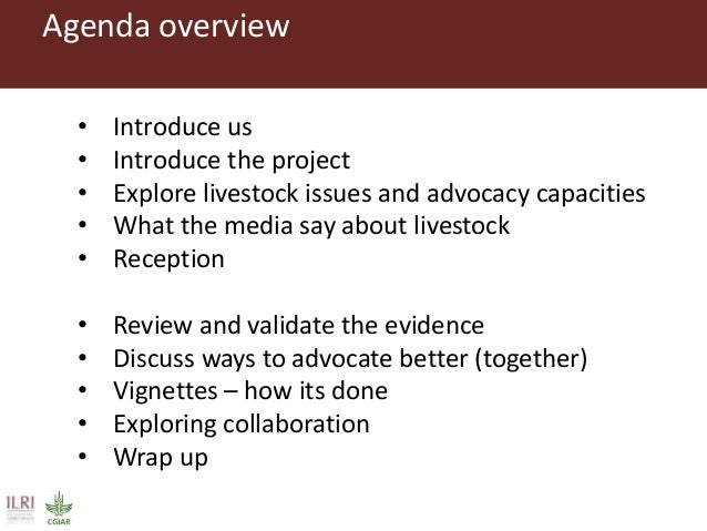 Introducing the Global Livestock Advocacy for Development project