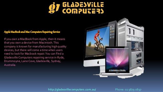 AppleMacBookandMacComputersRepairingService If you own a MacBook from Apple, then it means that you own a device from Maci...