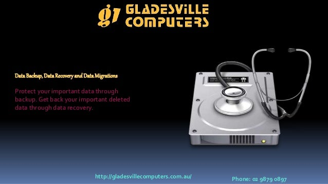 DataBackup,DataRecoveryandDataMigrations Protect your important data through backup. Get back your important deleted data ...
