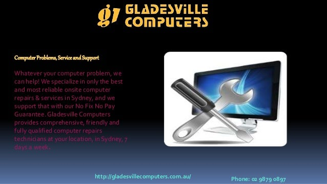 ComputerProblems, ServiceandSupport Whatever your computer problem, we can help!We specialize in only the best and most re...