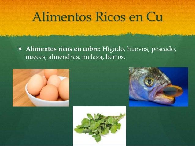 Oligoelementos - Alimentos ricos en magnesio y zinc ...