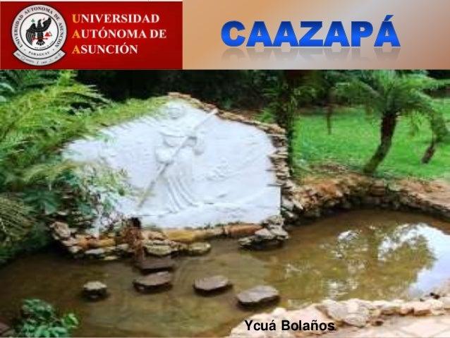 Ycuá Bolaños