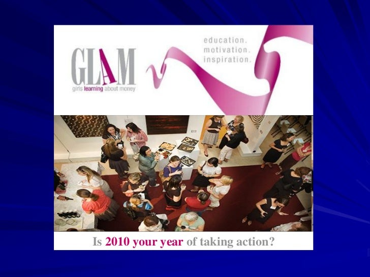 Is 2010 your year of taking action?