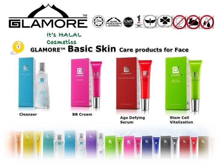 Glamore Halal Cosmetics
