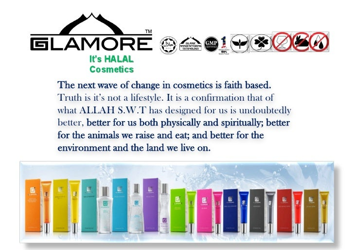 The next wave of change in cosmetics is faith based.Truth is it's not a lifestyle. It is a confirmation that ofwhat ALLAH ...
