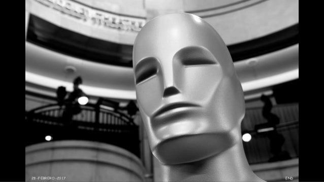 Moments of the Oscars in Black & White
