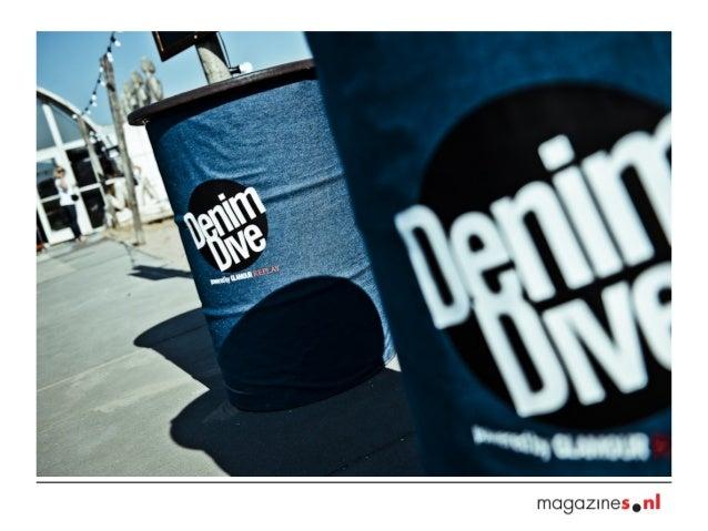 Replay & Glamour: Denim Dive