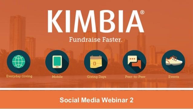 Social Media Webinar 2
