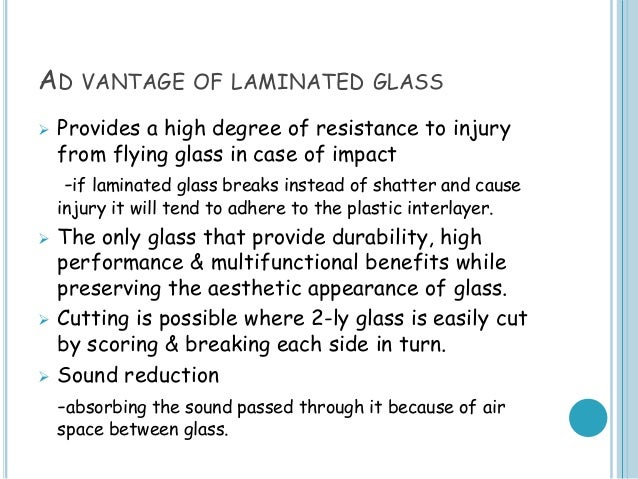 Glass Civil Engineering Material