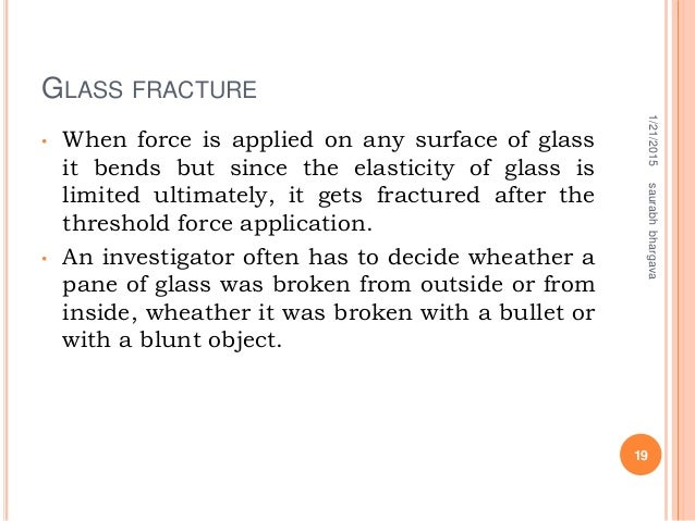 Glass Fracture Patterns Worksheet Answers Promotiontablecovers